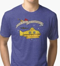 This Is An Adventure Tri-blend T-Shirt