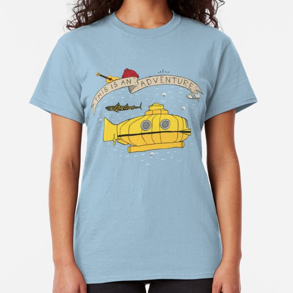 This Is An Adventure Classic T-Shirt