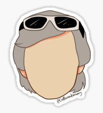 Headshot Maximoff Sticker