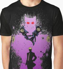 Yoshikage Kira wants a quiet life Graphic T-Shirt