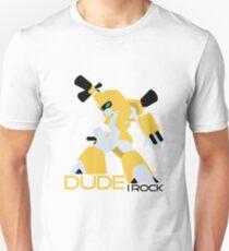 Dude I Rock (medabots) Unisex T-Shirt
