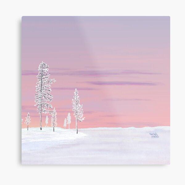 Crusty freshness - Lapland8seasons Metal Print