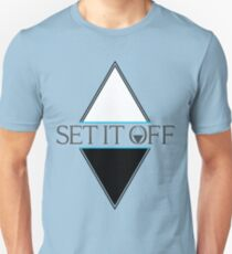Set it off logog Unisex T-Shirt