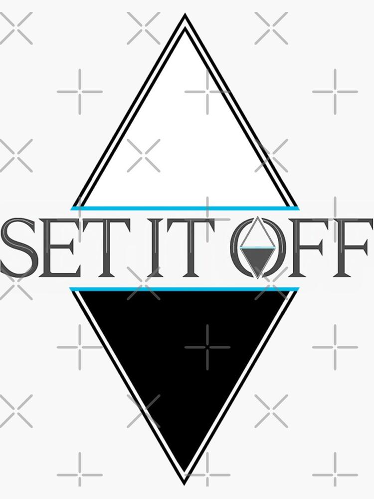 Set it off logog by MrLazyCat