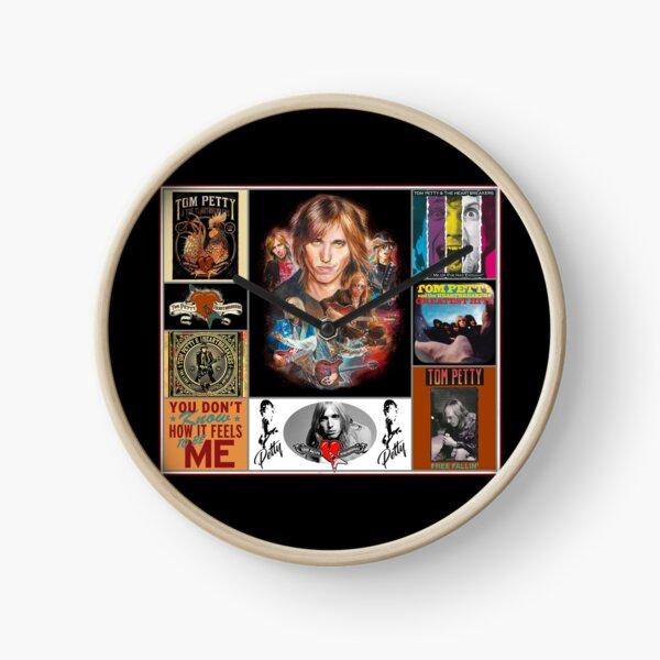 HeartBreaker Best Logo  Clock