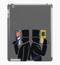 Pistols at the Playground iPad Case/Skin