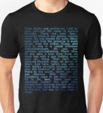 Shawn's Planetarium Unisex T-Shirt