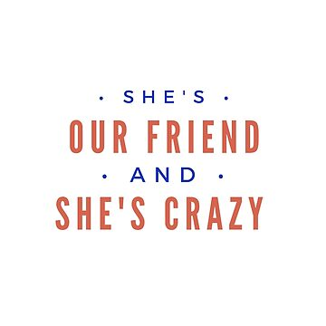 "Stranger Things: ""Crazy Friend"" by dictionaried"