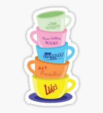 Starshollow Mugs Sticker