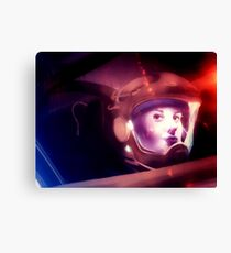 I've been to Earth Canvas Print