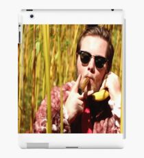 donkey chong iPad Case/Skin