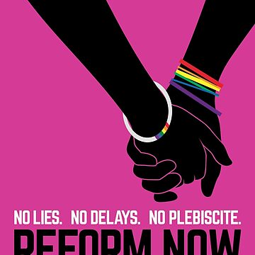 REFORM NOW by artbygeorge