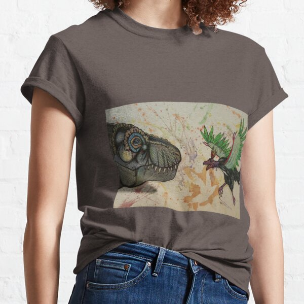 Dinos Rule Classic T-Shirt
