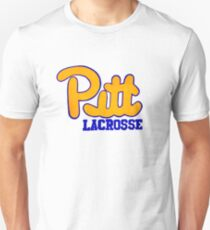 pitt lacrosse Unisex T-Shirt