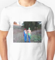brokeback mountain Mario edition Unisex T-Shirt