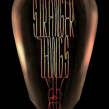 Stranger Things by ksshartel