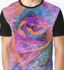 Love Is A Rose Graphic T-Shirt