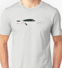 1977 Turbo Sports Car T-Shirt
