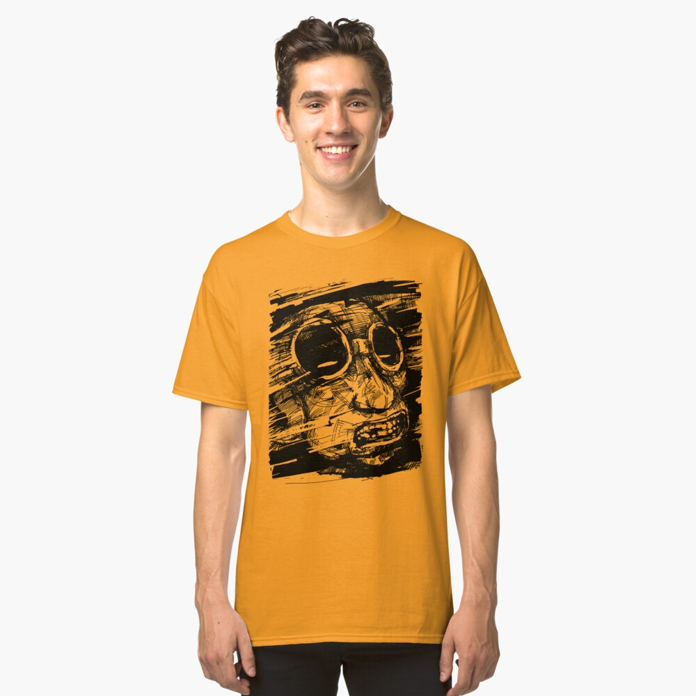 Speed Of Life Classic T-Shirt Front