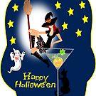 Halloween Party T-Shirt (2772 Views) by aldona