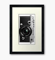 Olympus Pen Phone Case Framed Print