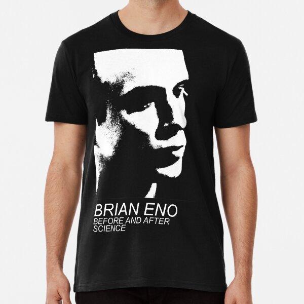 BRIAN ENO lV Premium T-Shirt