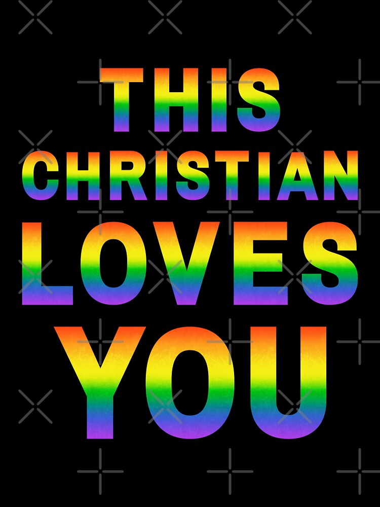 This Christian Loves You by ArtMystSoul