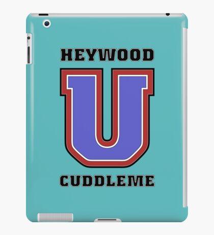 Heywood U. Cuddleme iPad Case/Skin