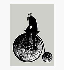 tropical bicyclone Photographic Print