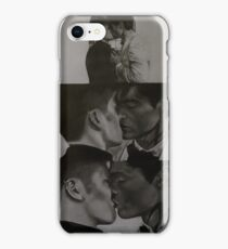 'Malec' Shadowhunters Pencil Drawing  iPhone Case/Skin