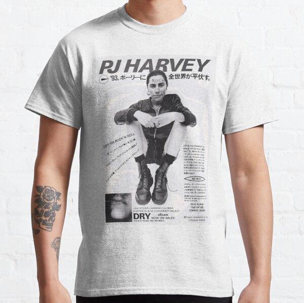Japanese PJ Harvey Classic T-Shirt