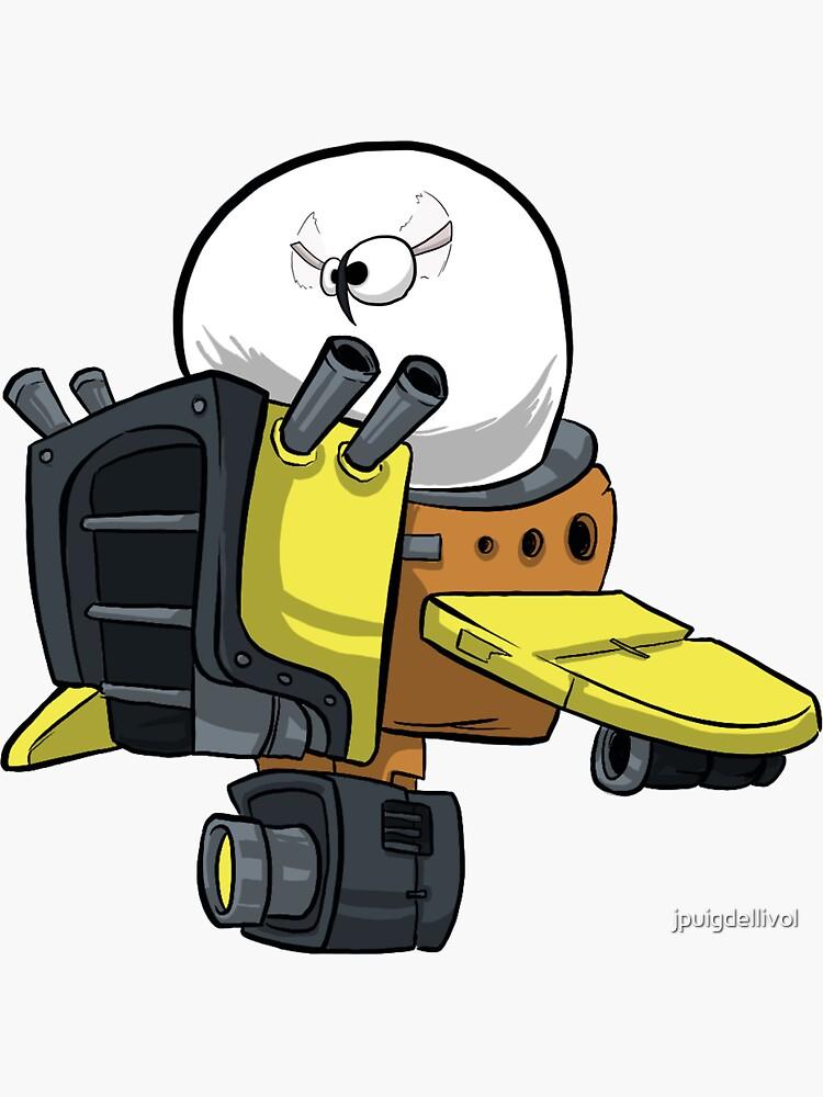 Tiny Shooter - Semib Boss by jpuigdellivol