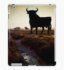 OS BORN iPad Case/Skin