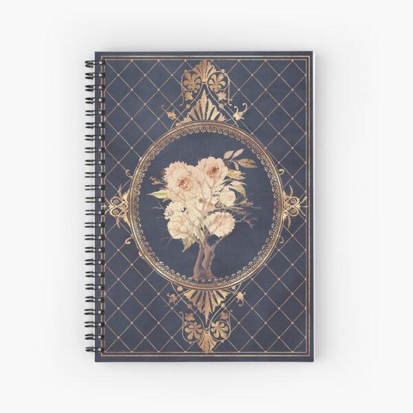Magic fantasy rose Spiral Notebook