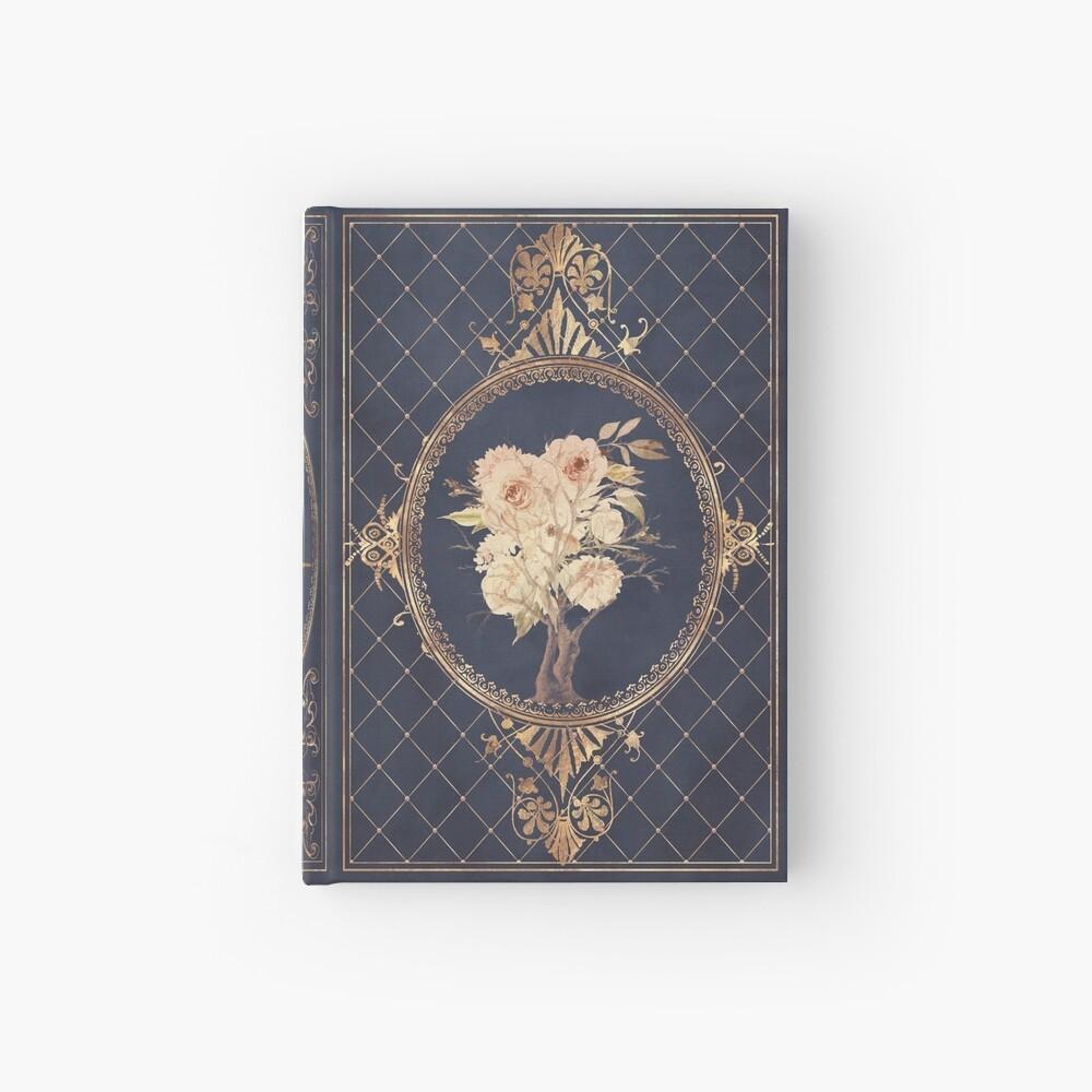 Magic fantasy rose Hardcover Journal