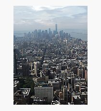 New York Rooftops Photographic Print