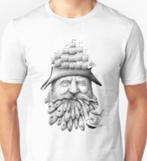 captain fishbeard Unisex T-Shirt