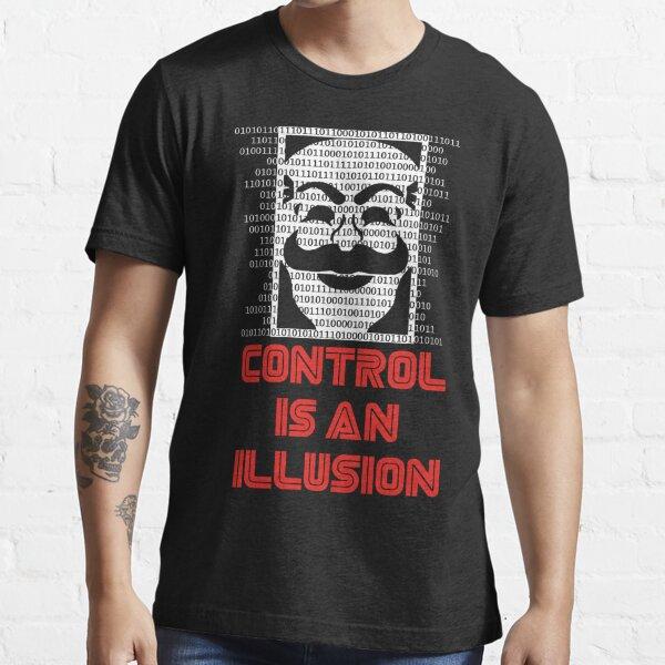 Control Is An Illusion Camiseta esencial