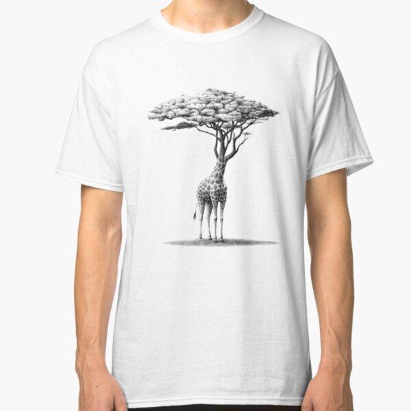 giraf tree Classic T-Shirt