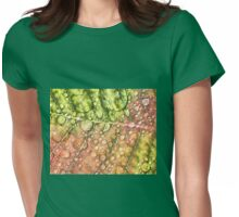 Softer Side Of Autumn Womens Fitted T-Shirt