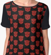 Autobot Women's Chiffon Top
