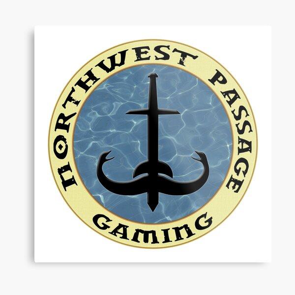 Northwest game group Metal Print