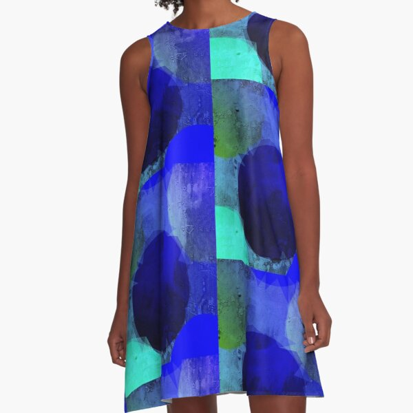 Heart Of Glass A-Line Dress