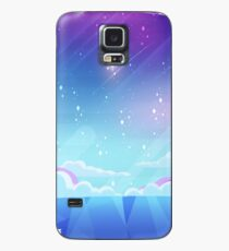 Mindful Sky Case/Skin for Samsung Galaxy