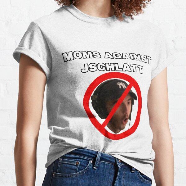 moms against jschlatt Classic T-Shirt
