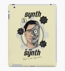 Synth or not Synth iPad Case/Skin