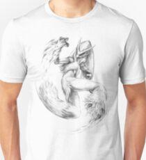 Blaziken - original illustration Unisex T-Shirt