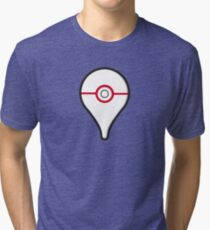 Pokémon Go - Premier Ball! Tri-blend T-Shirt