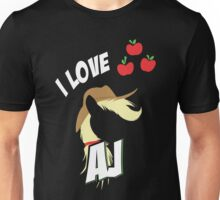 I LOVE APPLE JACK Unisex T-Shirt