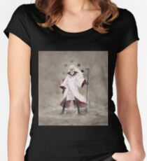 Obito Women's Fitted Scoop T-Shirt